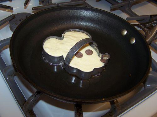 KickAss Mickey Mouse Pancake